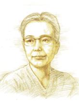 有吉佐和子 1931—1984年