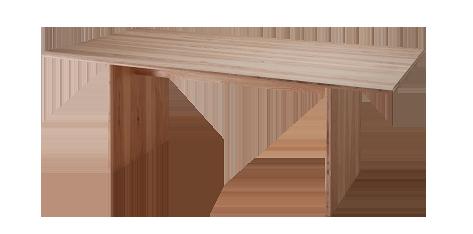 Jパネル30 家具 ダイニングテーブル完成写真