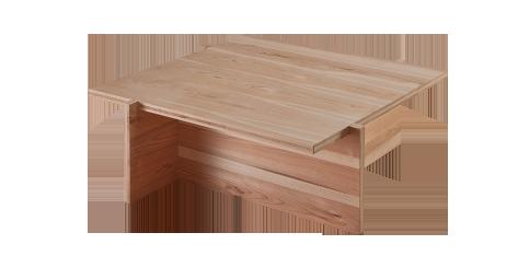 Jパネル30 mobile 家具 センターテーブル(1)完成写真