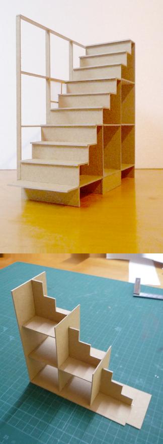 箱階段模型2